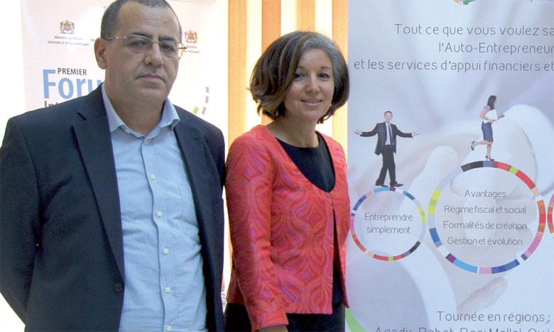 Beni Mellal, prochaine et dernière étape de la Caravane Auto Entrepreneurs en régions