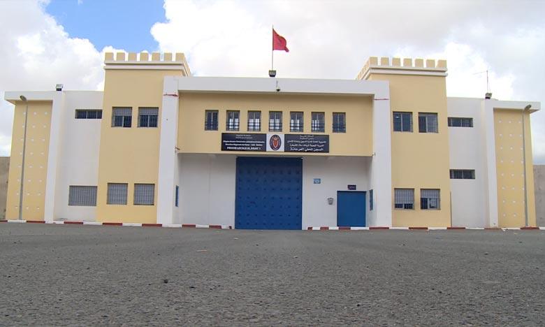 La DGAPR a précisé qu'elle a été procédé, dans la mesure du possible, au rapprochement des détenus condamnés originaires d'autres régions des lieux de logement de leur famille. Ph : MAP