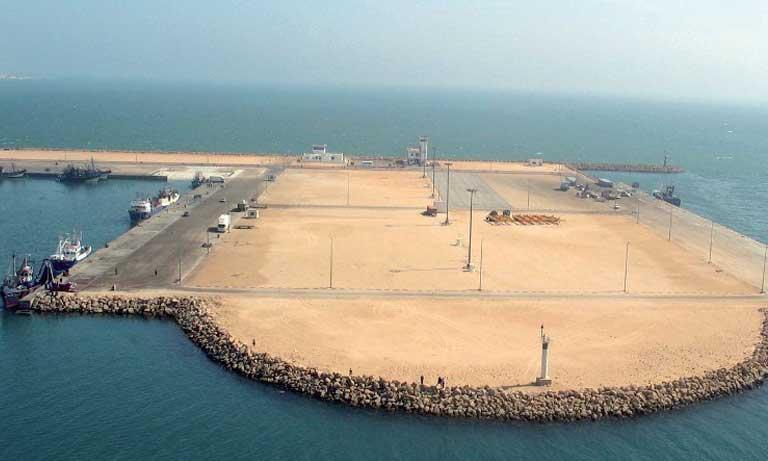 Projet de requalification du port de Dakhla