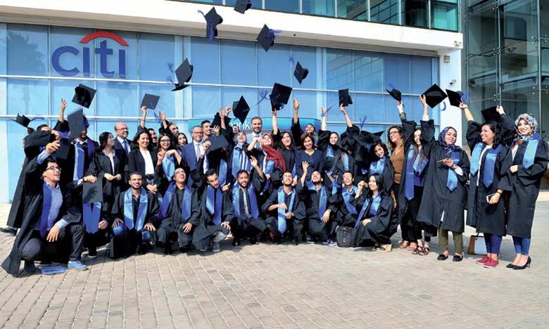 EFE-Maroc et la Fondation Citi s'engagent pour  l'employabilité des jeunes