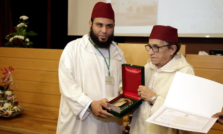 Remise à Rabat du Prix des prêches du vendredi