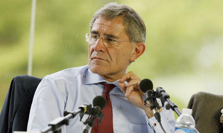 Gérard Mestrallet, président de Paris Europlace. Ph. DR
