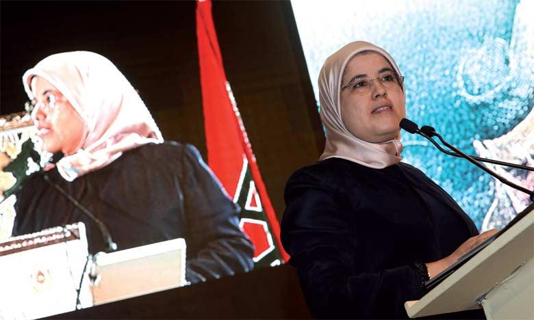 Jamila El Moussali: «Près de 80%  des consommateurs des produits  de l'artisanat sont des ménages marocains»