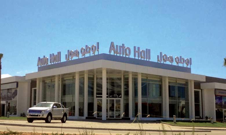 Auto Hall table sur une croissance  de 8% en 2018