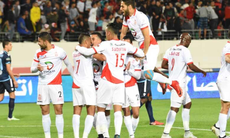 Le Hassania d'Agadir champion d'automne