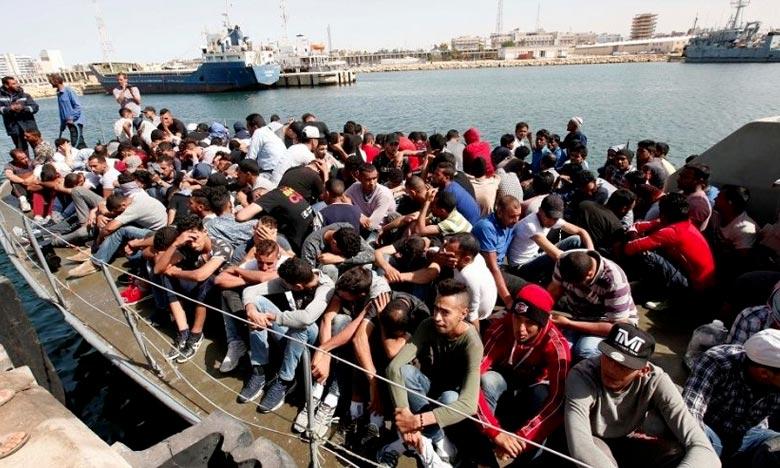 Le gouvernement travaille avec un grand sérieux pour conclure l'opération de rapatriement des Marocains bloqués en Libye. Ph : DR