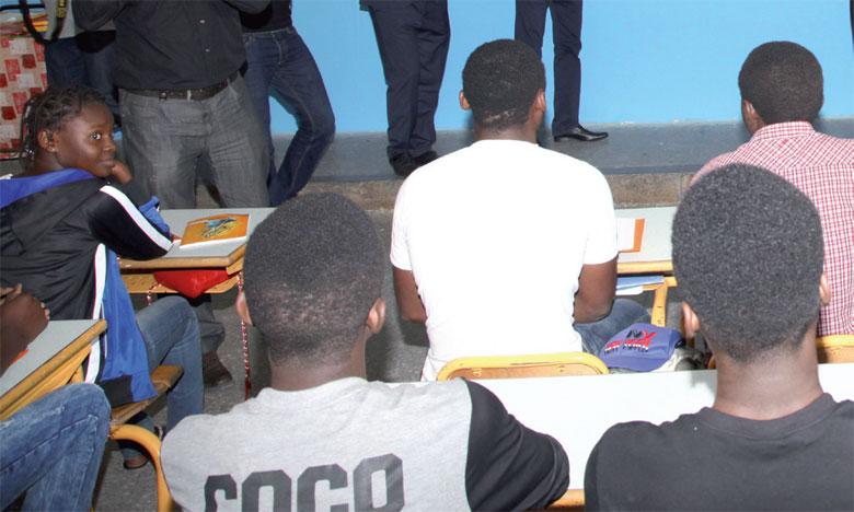 Plus de 6.200 enfants de migrants africains suivent leurs études dans les écoles marocaines