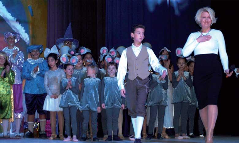 Présentation du spectacle «Mary Poppins»  et du concert «Ambassade de Maestria musicale»