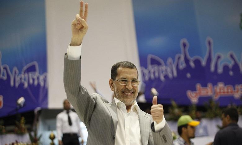 El Othmani élu secrétaire général du PJD