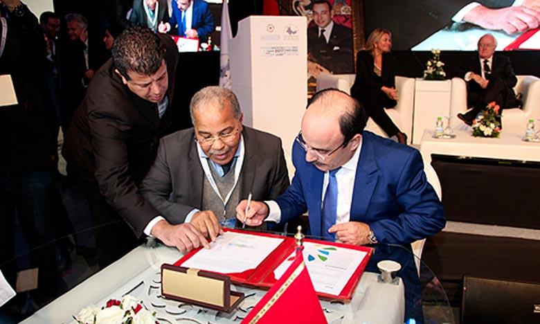 Trois mémorandums d'entente signés à Tanger