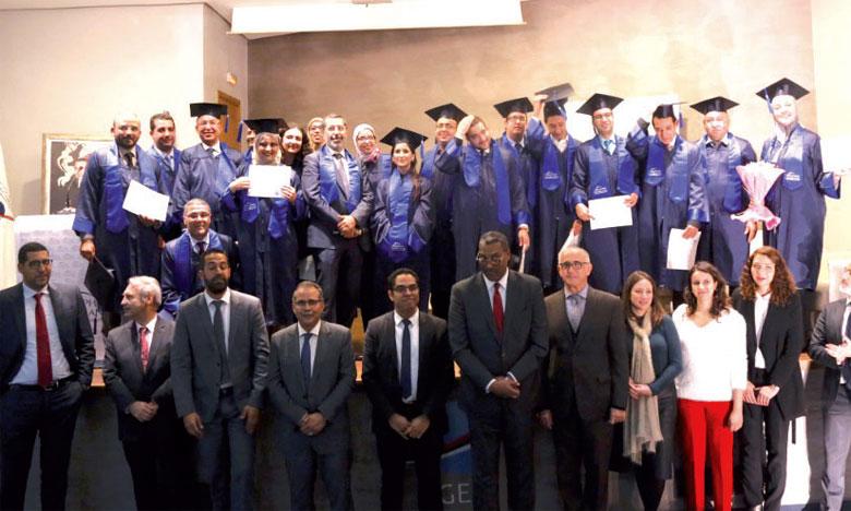 Les premiers ambassadeurs de Dauphine Casablanca à l'honneur