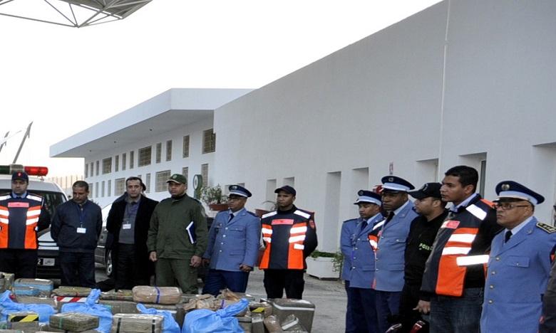 """35 millions gélules de """"Tramadol"""" saisies au  port Tanger Med"""