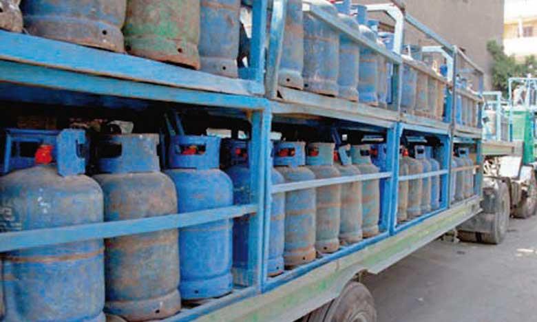 Daoudi : Pas de hausse du prix de la bouteille de gaz
