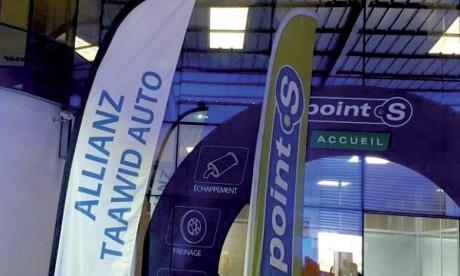 Allianz Maroc ouvre un centre d'indemnisation rapide à Marrakech