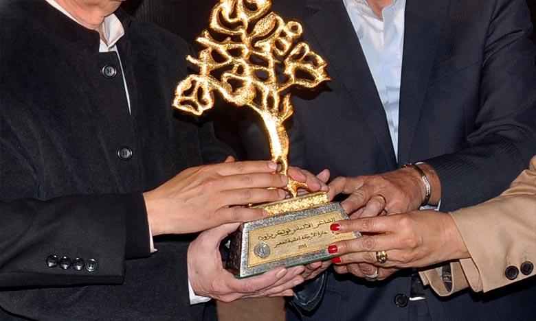 Le Prix «Argana» 2017 décerné à Mohamadine Khawad