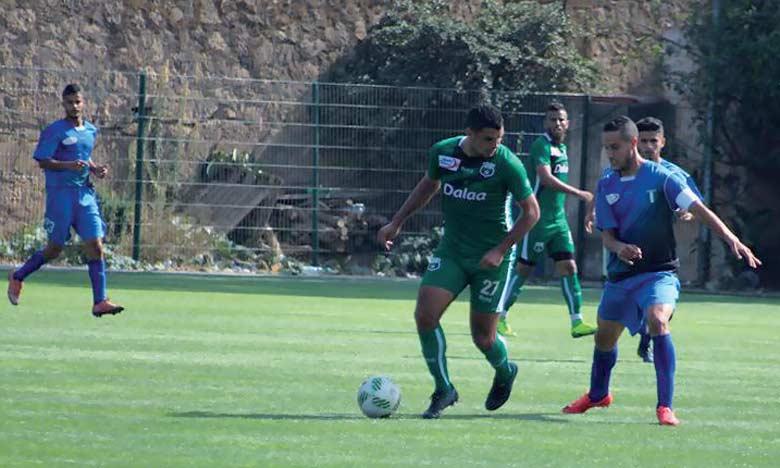 Le Youssoufia de Berrechid, deuxième, a enchaîné avec une deuxième victoire consécutive face au Rachad Bernoussi.