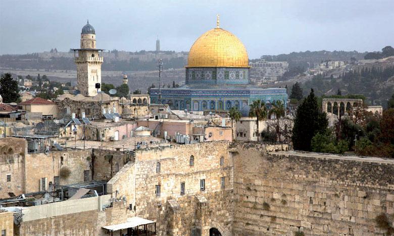 La réunion intervient après le veto américain contre une résolution arabe présentée au Conseil de sécurité appelant Washington à annuler la décision de reconnaître Al-Qods comme capitale d'Israël. Ph. AFP