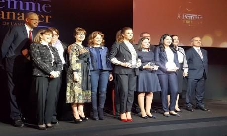 Les lauréates des Trophée de la Femme Manager de l'Année dévoilées