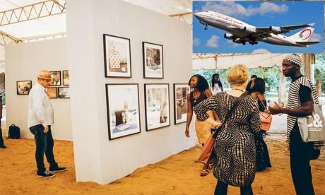 La RAM, transporteur officiel de la Biennale africaine de Bamako