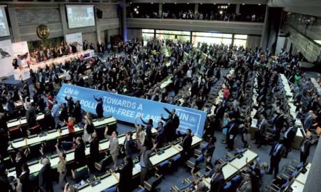 Le Maroc présente sa politique lors de la troisième session de l'Assemblée des Nations unies pour l'environnement