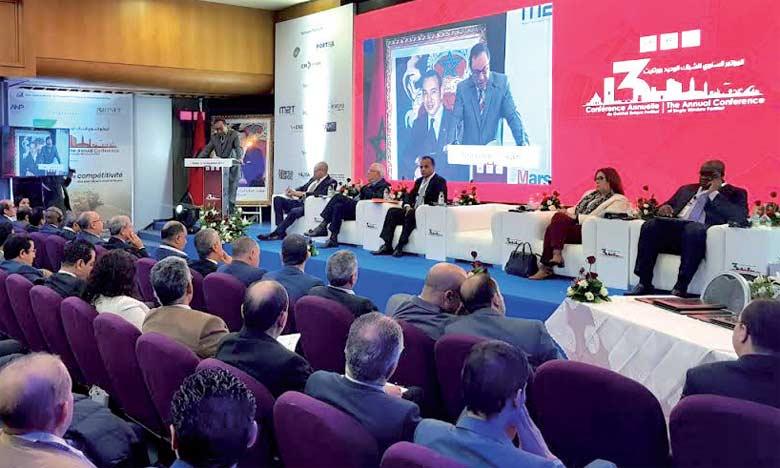 La troisième conférence annuelle du guichet unique s'est tenue le 12 décembre à Casablanca.