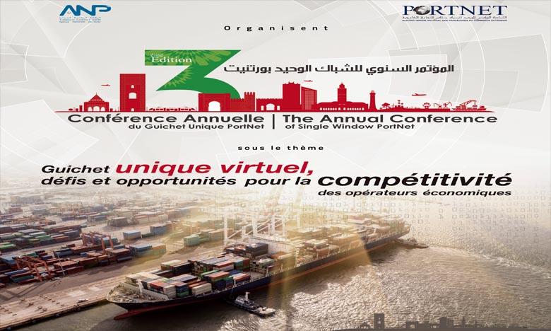 La conférence annuelle du guichet unique PortNet revient pour un 3e édition