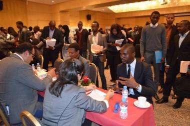 Plus de 200 postes à la clé lors du dernier Carrefour Africain