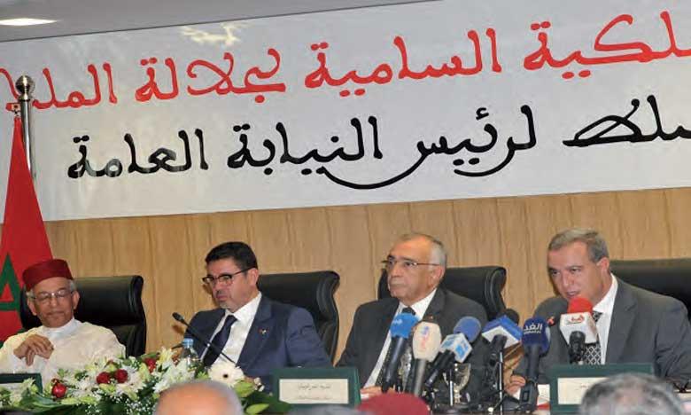 Le Parquet général devient indépendant du ministère de la Justice