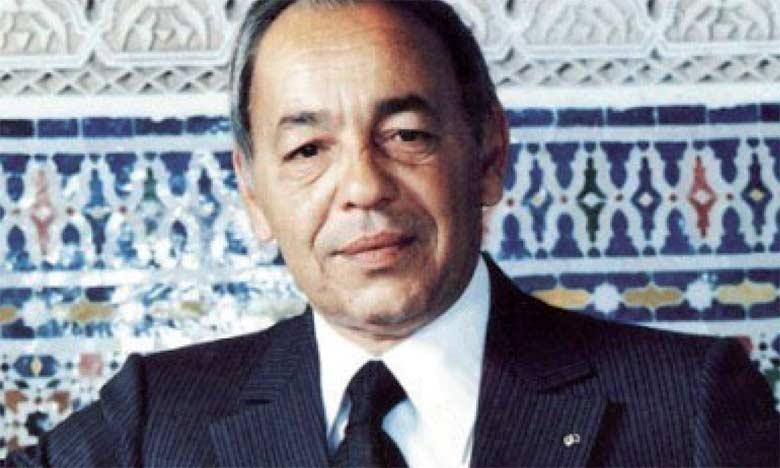 Le peuple marocain commémore le 19e  anniversaire de la disparition de S.M. Hassan II