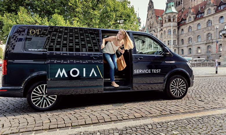 Le nouveau véhicule dispose d'une autonomie de plus de 300km et peut être chargé à 80% en 30 minutes environ.