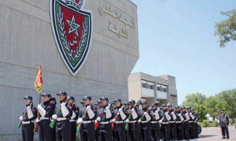 Plus de 200 officiers africains formés à l'Institut Royal de police de Kénitra en 2017