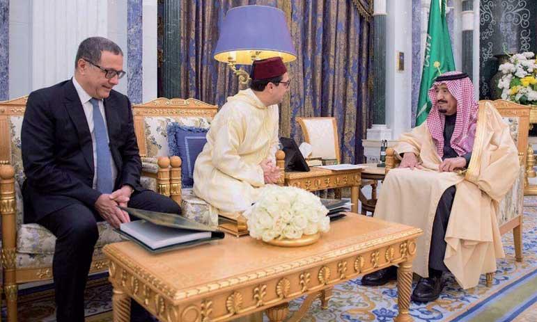 Message écrit de S.M. le Roi Mohammed VI au Serviteur des deux Lieux saints de l'Islam le Roi Salmane Ibn Abdelaziz Al-Saoud