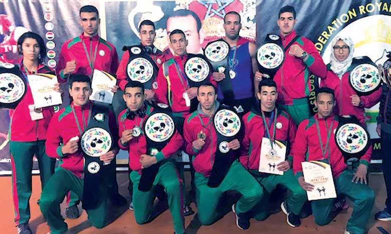 Le Maroc sacré champion d'Afrique