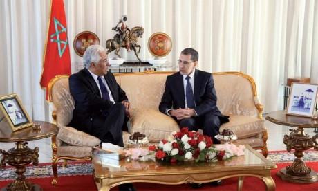 Rabat et Lisbonne veulent donner un nouvel élan à leur partenariat économique