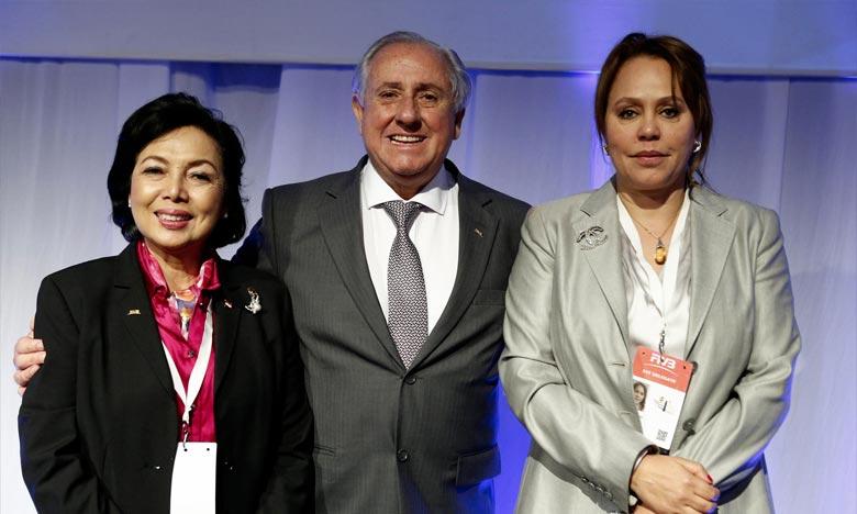 Le Maroc participe à la réunion du bureau exécutif de la FIVB