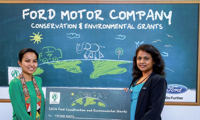 «Conservation and Environmental Grants» est un programme de subvention du groupe automobile Ford.