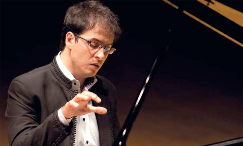 Le projet «Arabesque» lancé par le récital  du pianiste Marouan Benabdallah