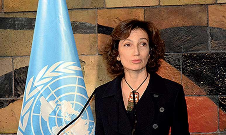 Audrey Azoulay : La langue arabe, un pilier de la diversité culturelle de l'humanité