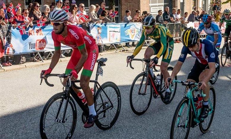 Trois Marocains nominés pour le prix du meilleur cycliste africain