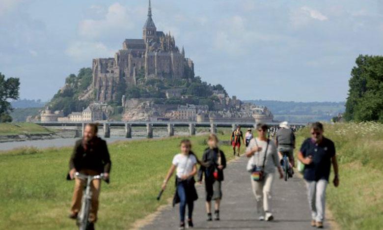 La fréquentation touristique en France devrait être comprise entre 88 et 89 millions d'arrivées de visiteurs internationaux.