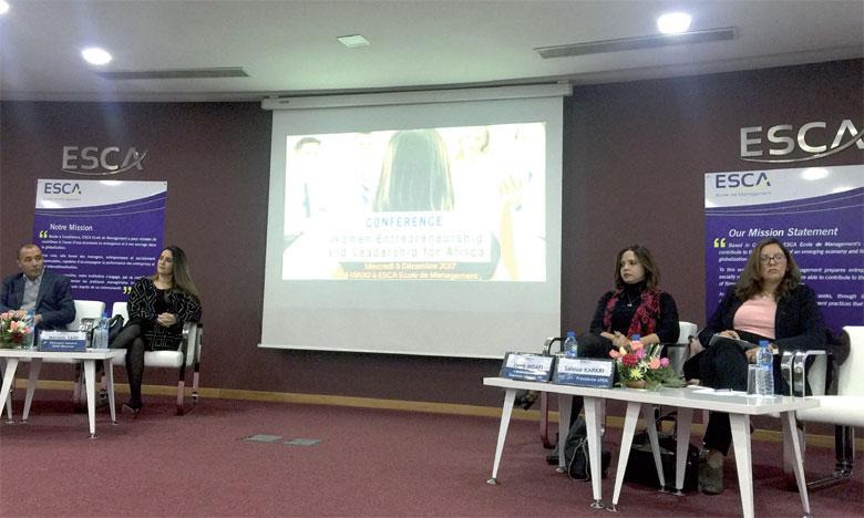 Zineb Midafi: «Le seul plafond de verre auquel peut se heurter une femme entrepreneur n'existe  que dans sa tête».