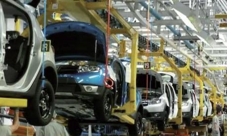 Les exportations automobiles  maintiennent leur longueur d'avance