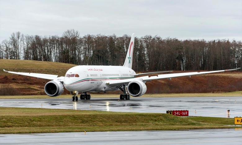La RAM renforce sa flotte de Dreamliners 787
