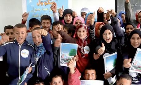 Renault dresse le bilan de la  4e campagne «Tkayes School»