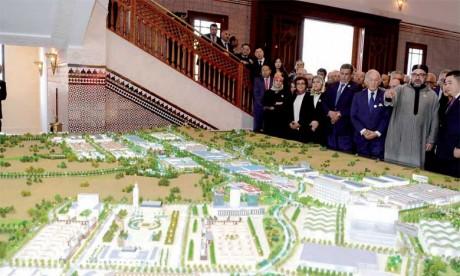 La Cité Mohammed VI Tanger Tech, ce projet géant qui changera le visage du Nord