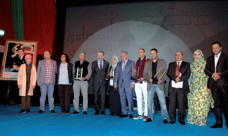 Plusieurs films ont été primés lors de la troisième édition du Festival du film documentaire sur la culture, l'histoire et l'espace sahraoui hassani.