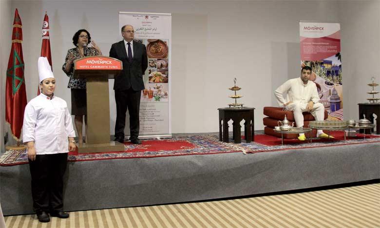 L'art culinaire marocain à l'honneur à Tunis