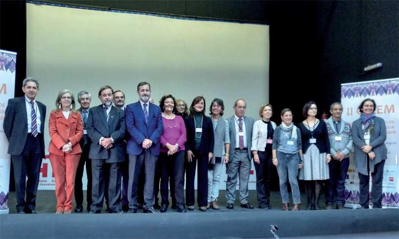 Clôture du deuxième congrès de l'espagnol