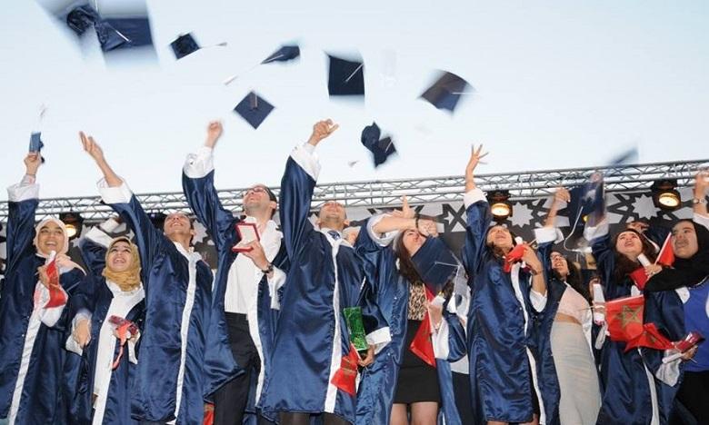 L'ENCG de Casablanca célèbre la remise des diplômes pour les lauréats de la formation continue