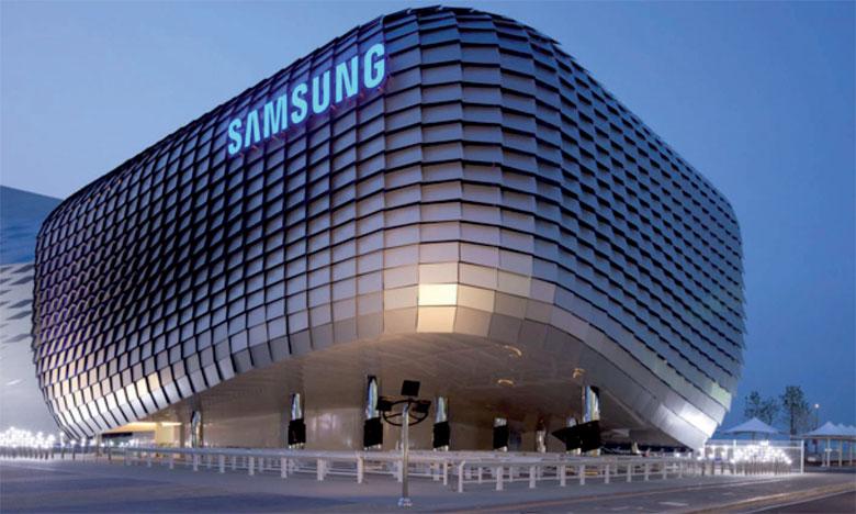 La plus petite mémoire DRAM au monde signée Samsung